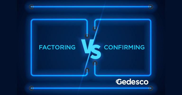 Diferencias entre Factoring y Confirming