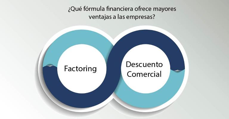 Diferencias entre factoring y descuento comercial