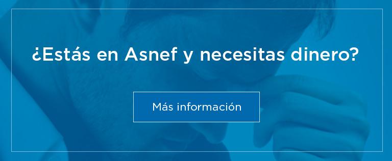 Asnef ¿Qué es y cómo funciona?