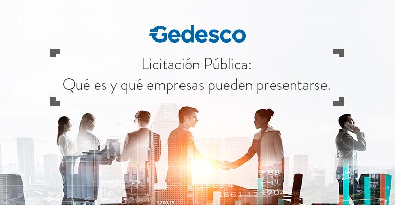 Licitación Pública: Qué es y qué empresas pueden presentarse.